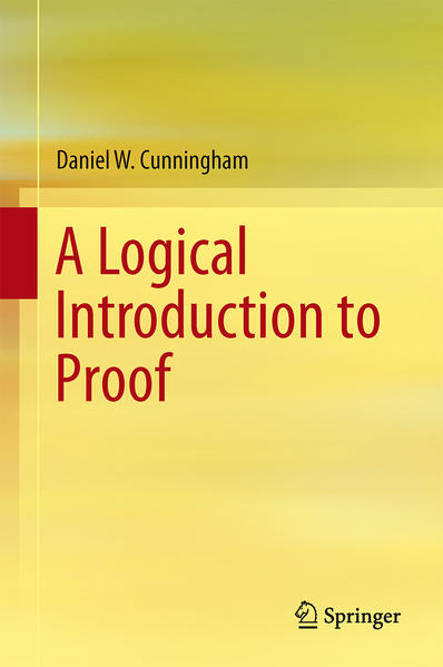 A Logical Introduction to Proof - Coverbild