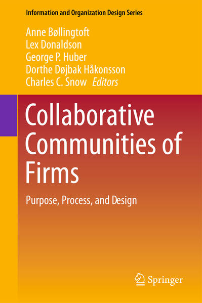 Collaborative Communities of Firms - Coverbild