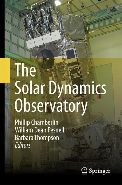The Solar Dynamics Observatory - Coverbild