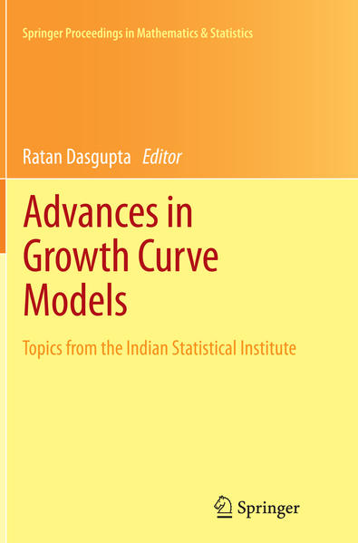 Advances in Growth Curve Models - Coverbild