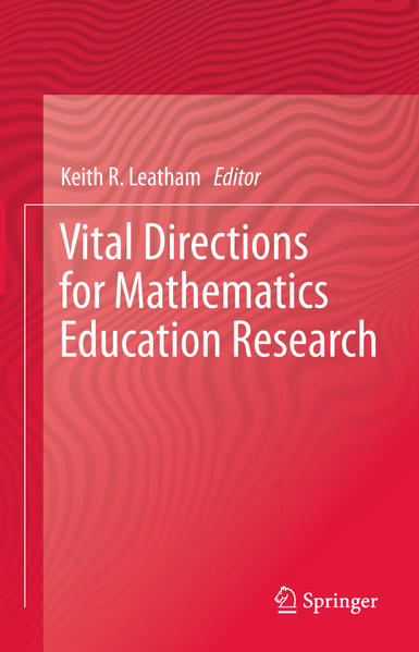Vital Directions for Mathematics Education Research - Coverbild