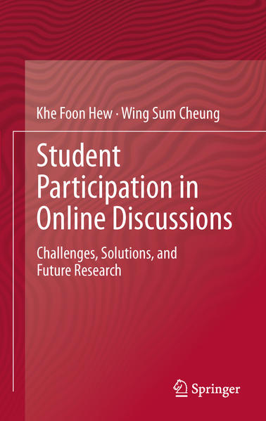 Student Participation in Online Discussions - Coverbild