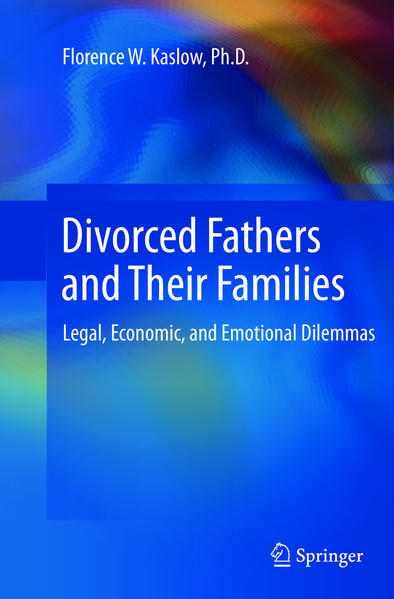 Divorced Fathers and Their Families - Coverbild
