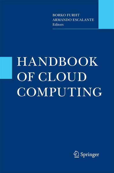 Handbook of Cloud Computing - Coverbild