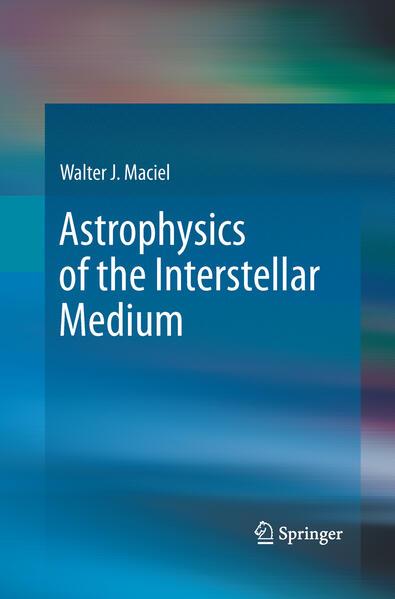 Astrophysics of the Interstellar Medium - Coverbild