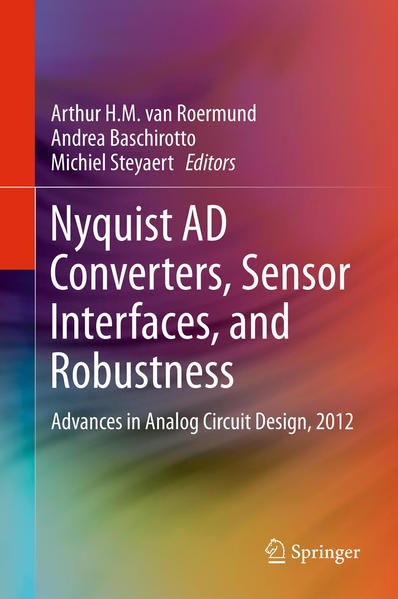 Nyquist AD Converters, Sensor Interfaces, and Robustness - Coverbild