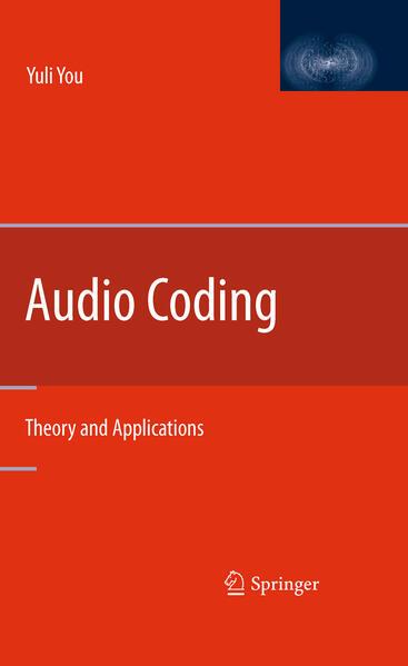 Audio Coding - Coverbild