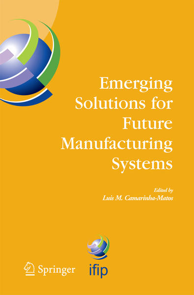 Emerging Solutions for Future Manufacturing Systems - Coverbild