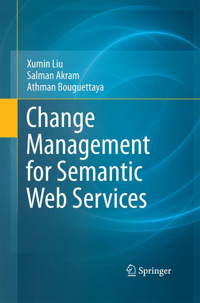 Change Management for Semantic Web Services - Coverbild