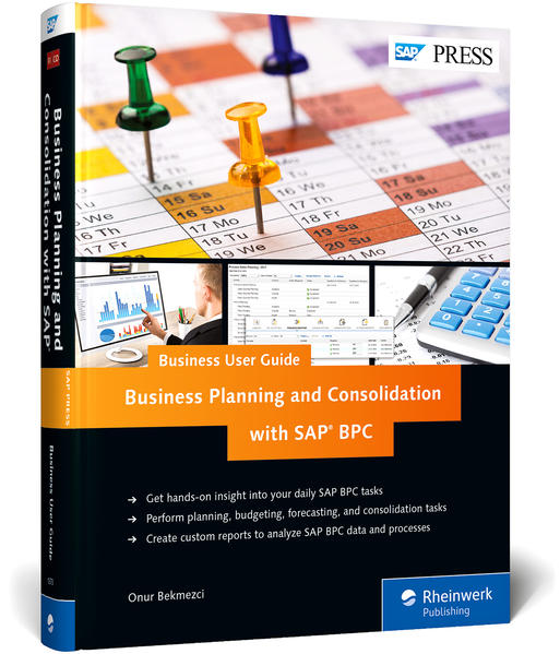 Business Planning and Consolidation with SAP: Business User Guide - Coverbild