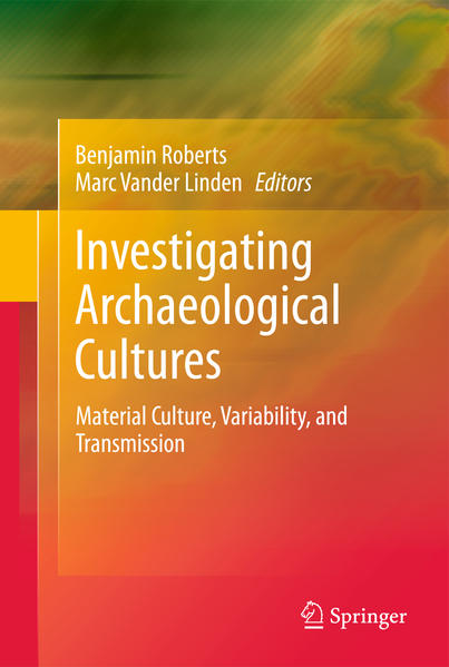Investigating Archaeological Cultures - Coverbild