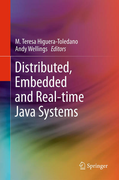 Distributed, Embedded and Real-time Java Systems - Coverbild