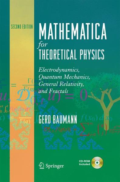 Mathematica for Theoretical Physics - Coverbild