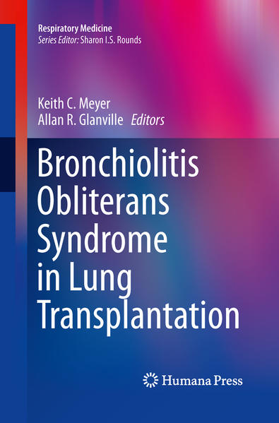 Bronchiolitis Obliterans Syndrome in Lung Transplantation - Coverbild