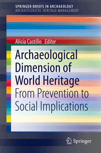 Archaeological Dimension of World Heritage - Coverbild