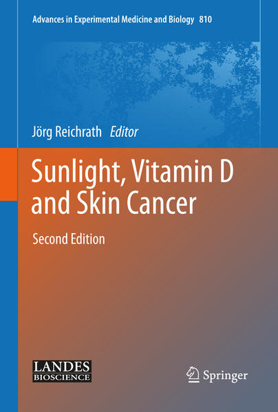 Sunlight, Vitamin D and Skin Cancer - Coverbild