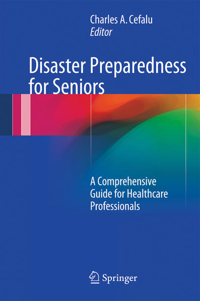 Disaster Preparedness for Seniors - Coverbild