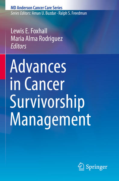 Advances in Cancer Survivorship Management - Coverbild