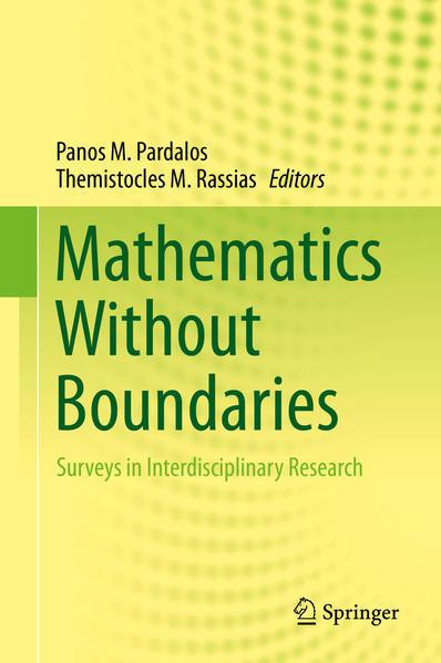 Mathematics Without Boundaries - Coverbild