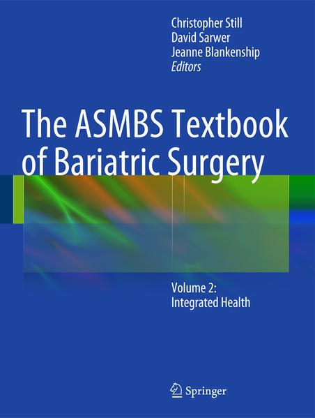 The ASMBS Textbook of Bariatric Surgery - Coverbild
