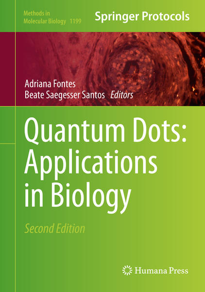 Quantum Dots: Applications in Biology - Coverbild
