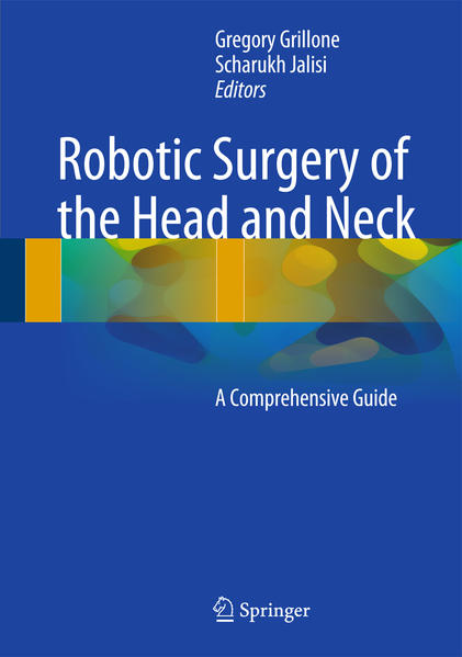 Robotic Surgery of the Head and Neck - Coverbild