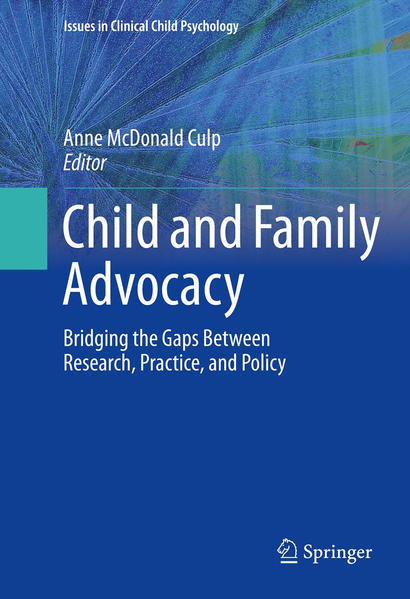 Child and Family Advocacy - Coverbild