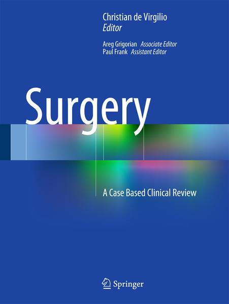 Surgery - Coverbild