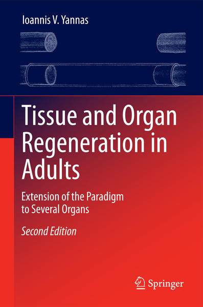 Tissue and Organ Regeneration in Adults - Coverbild