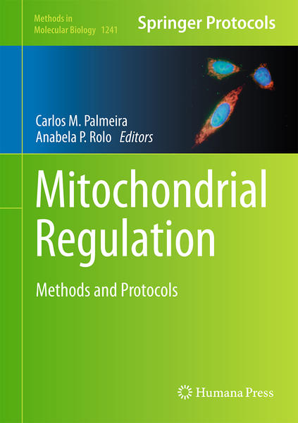 Mitochondrial Regulation - Coverbild