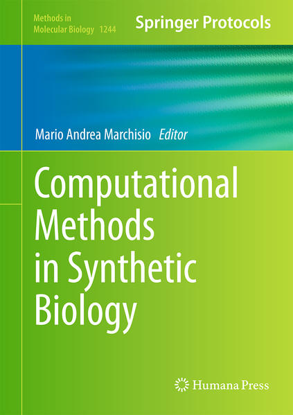 Computational Methods in Synthetic Biology - Coverbild