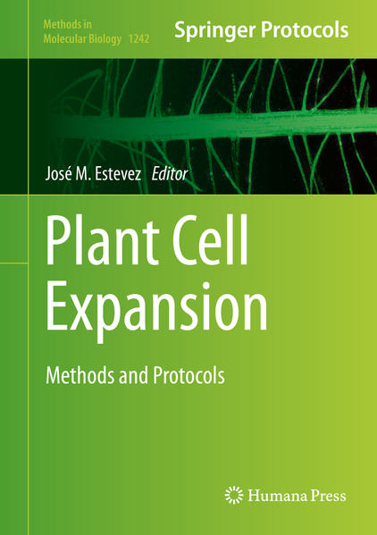Plant Cell Expansion - Coverbild