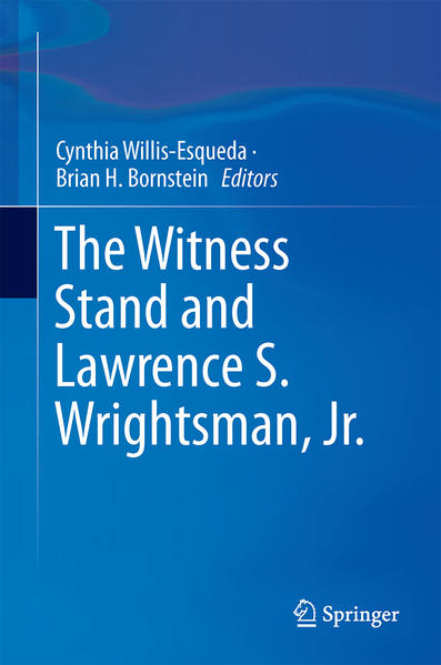 The Witness Stand and Lawrence S. Wrightsman, Jr. - Coverbild