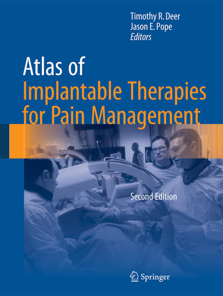 Atlas of Implantable Therapies for Pain Management - Coverbild