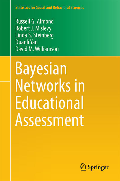 Bayesian Networks in Educational Assessment - Coverbild