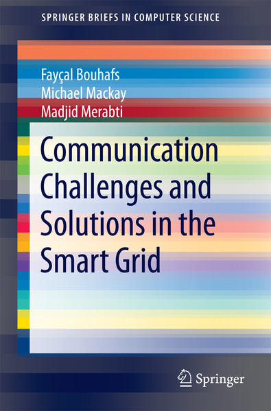 Communication Challenges and Solutions in the Smart Grid - Coverbild