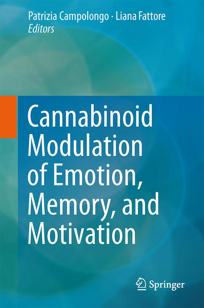 Cannabinoid Modulation of Emotion, Memory, and Motivation - Coverbild