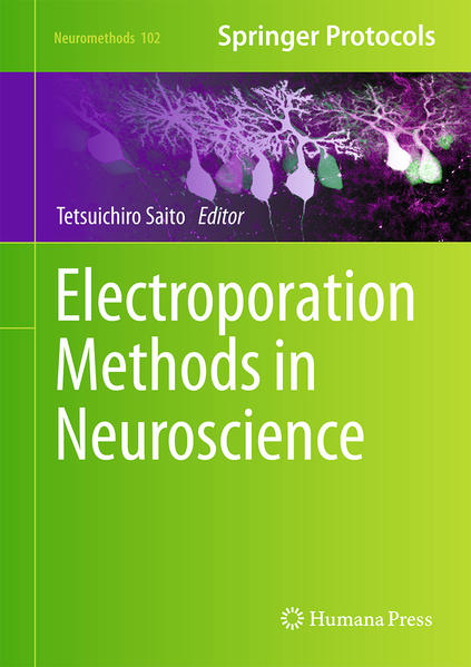Electroporation Methods in Neuroscience - Coverbild