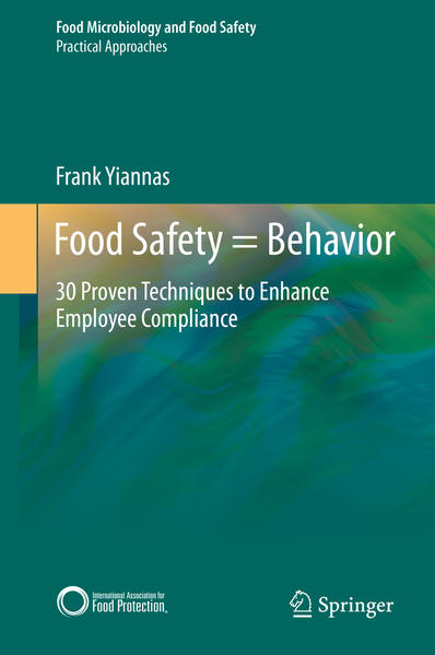 Food Safety = Behavior - Coverbild