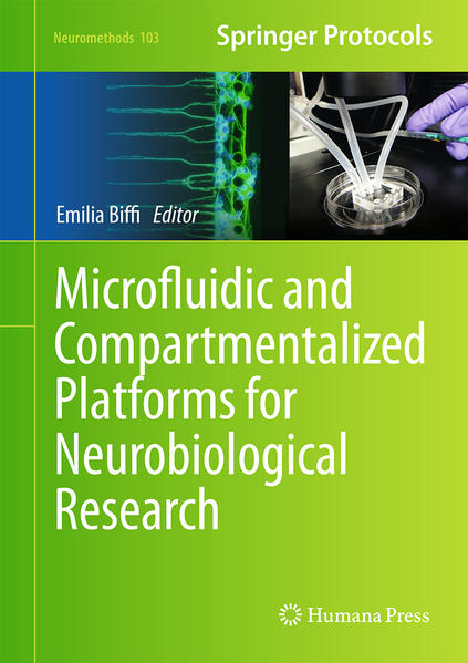 Microfluidic and Compartmentalized Platforms for Neurobiological Research - Coverbild