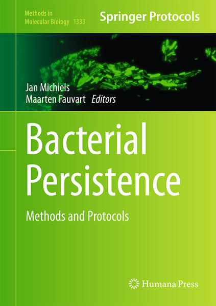 Bacterial Persistence - Coverbild