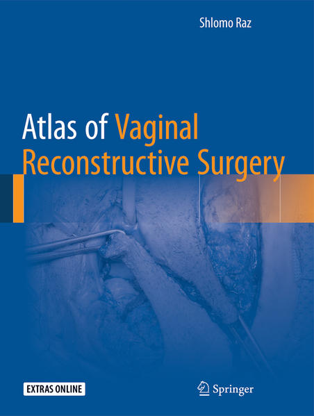 Atlas of Vaginal Reconstructive Surgery - Coverbild
