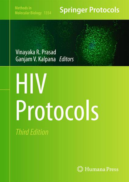 HIV Protocols - Coverbild