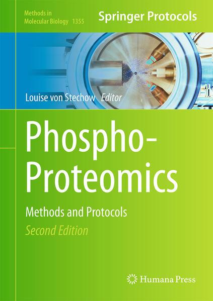 Phospho-Proteomics - Coverbild