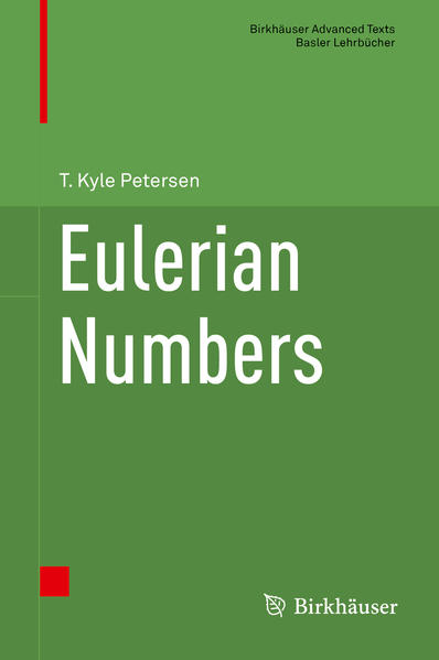 Eulerian Numbers - Coverbild