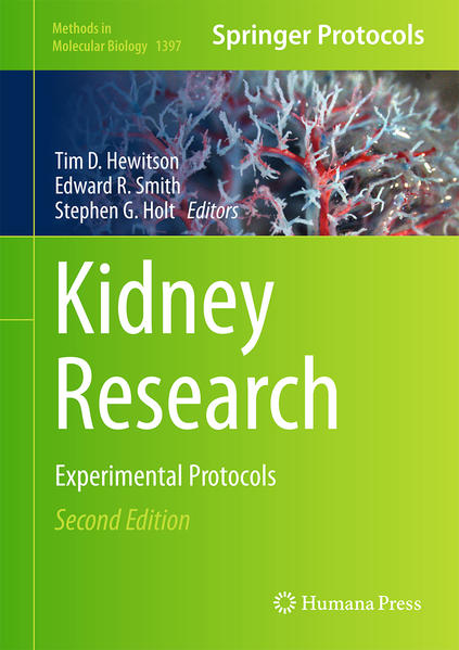 Kidney Research - Coverbild