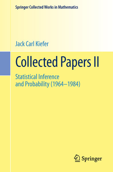 Collected Papers II - Coverbild