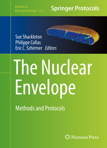 The Nuclear Envelope - Coverbild