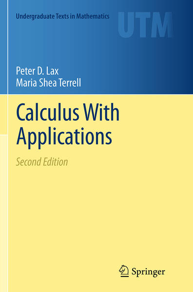 Calculus With Applications - Coverbild