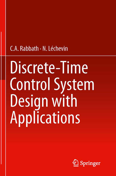 Discrete-Time Control System Design with Applications - Coverbild